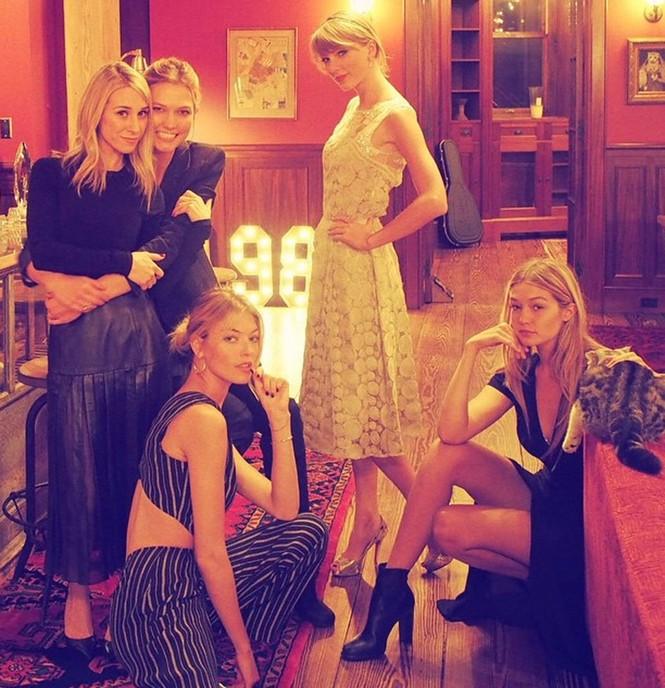 Bên trong căn hộ 20 triệu đô của Taylor Swift - ảnh 8