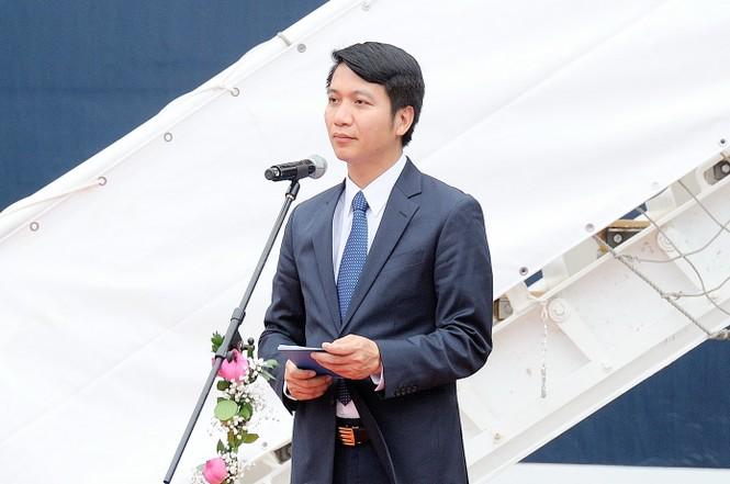 Đại biểu Tàu Thanh niên Đông Nam Á - Nhật Bản bắt đầu lưu giữ kỷ niệm tại TPHCM - ảnh 2