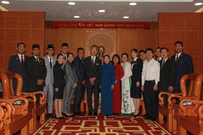 Lãnh đạo Quốc gia các nước tham gia SSEAYP 2019
