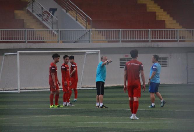 HLV Park Hang Seo: 'U22 Việt Nam khát khao vô địch SEA Games' - ảnh 1