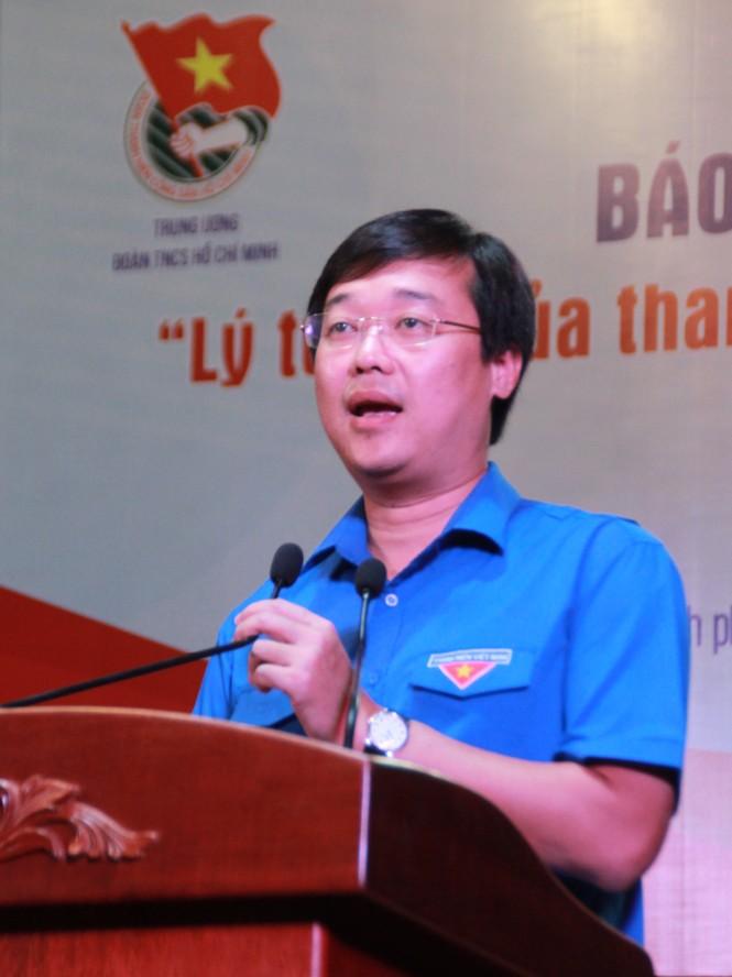 Nguyên Chủ tịch nước Nguyễn Minh Triết tiếp lửa bản lĩnh, phấn đấu cho bạn trẻ - ảnh 3