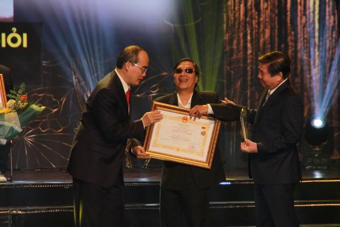 Minh Vương, Thanh Tuấn cùng dàn nghệ sĩ tề tựu ở lễ vinh danh - ảnh 6