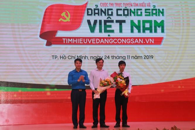 Thi tìm hiểu về Đảng Cộng sản Việt Nam với nhiều cải tiến mới mẻ - ảnh 1