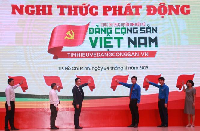 Thi tìm hiểu về Đảng Cộng sản Việt Nam với nhiều cải tiến mới mẻ - ảnh 2
