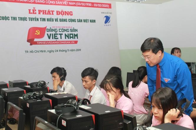 Thi tìm hiểu về Đảng Cộng sản Việt Nam với nhiều cải tiến mới mẻ - ảnh 4