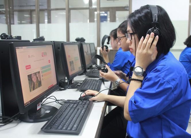 Thi tìm hiểu về Đảng Cộng sản Việt Nam với nhiều cải tiến mới mẻ - ảnh 9
