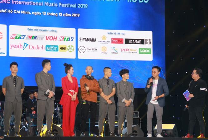 Sôi động lễ hội âm nhạc 'Hò dô' lần đầu ở TP.HCM - ảnh 4