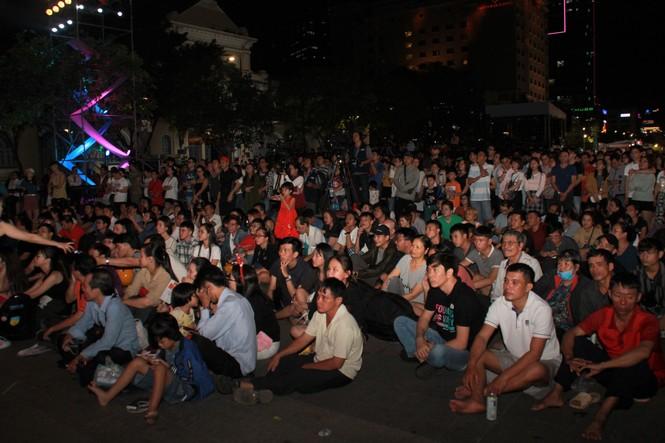 Sôi động lễ hội âm nhạc 'Hò dô' lần đầu ở TP.HCM - ảnh 12