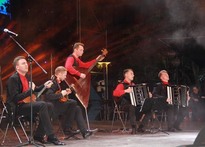 Sôi động lễ hội âm nhạc 'Hò dô' lần đầu ở TP.HCM - ảnh 5