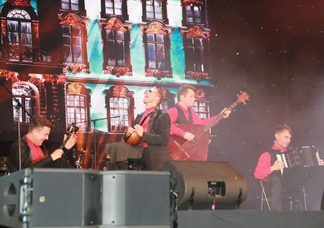 Sôi động lễ hội âm nhạc 'Hò dô' lần đầu ở TP.HCM - ảnh 6