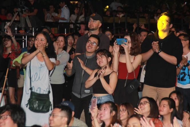 Sôi động lễ hội âm nhạc 'Hò dô' lần đầu ở TP.HCM - ảnh 13