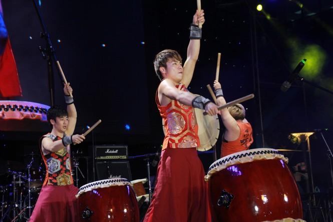 Sôi động lễ hội âm nhạc 'Hò dô' lần đầu ở TP.HCM - ảnh 7