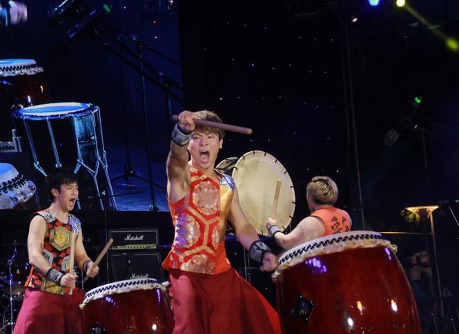 Sôi động lễ hội âm nhạc 'Hò dô' lần đầu ở TP.HCM - ảnh 8