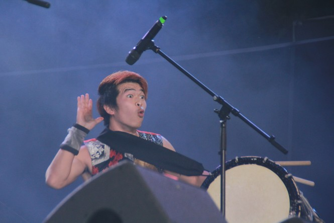 Sôi động lễ hội âm nhạc 'Hò dô' lần đầu ở TP.HCM - ảnh 10