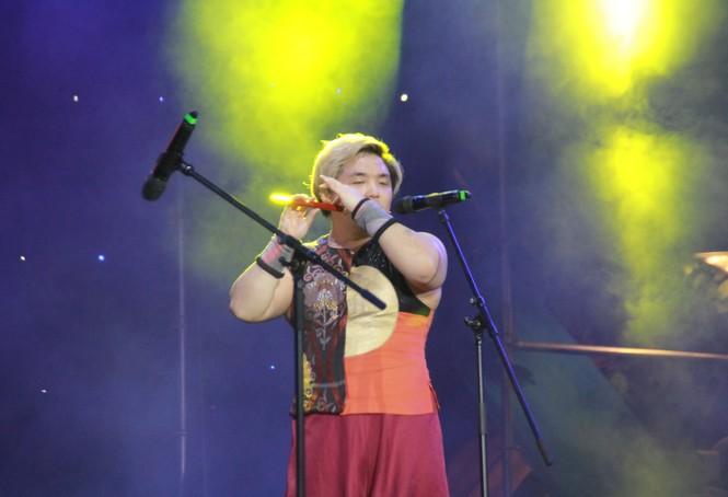 Sôi động lễ hội âm nhạc 'Hò dô' lần đầu ở TP.HCM - ảnh 9