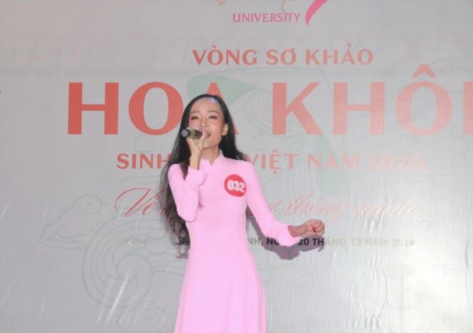 Hoa khôi Sinh viên Việt Nam 2020  - ảnh 4