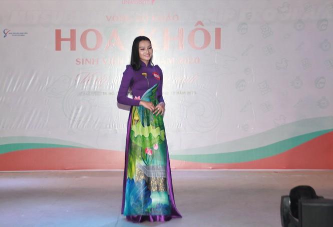 Hoa khôi Sinh viên Việt Nam 2020  - ảnh 3