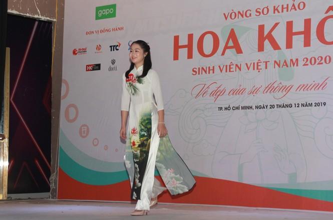 Hoa khôi Sinh viên Việt Nam 2020  - ảnh 7