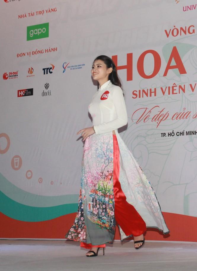 Hoa khôi Sinh viên Việt Nam 2020  - ảnh 6
