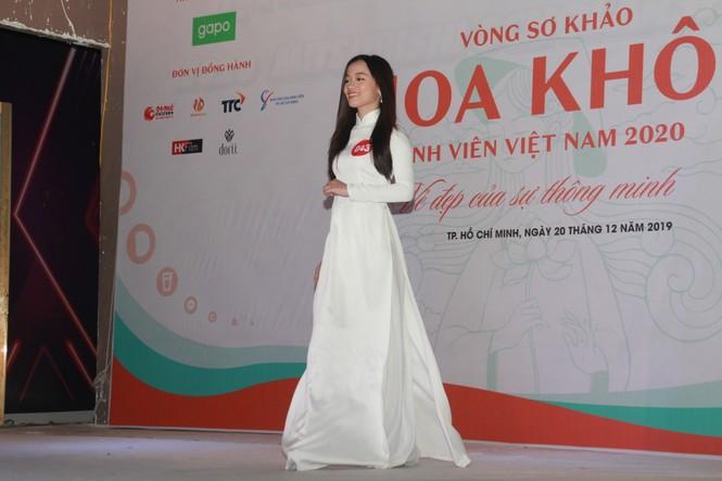 Hoa khôi Sinh viên Việt Nam 2020  - ảnh 5