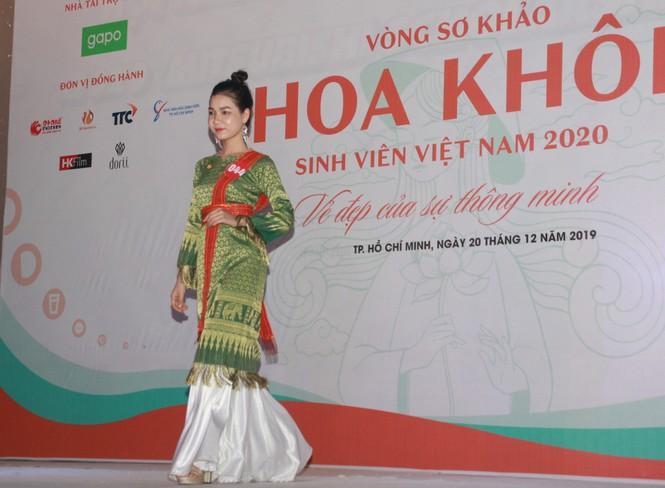 Hoa khôi Sinh viên Việt Nam 2020  - ảnh 10