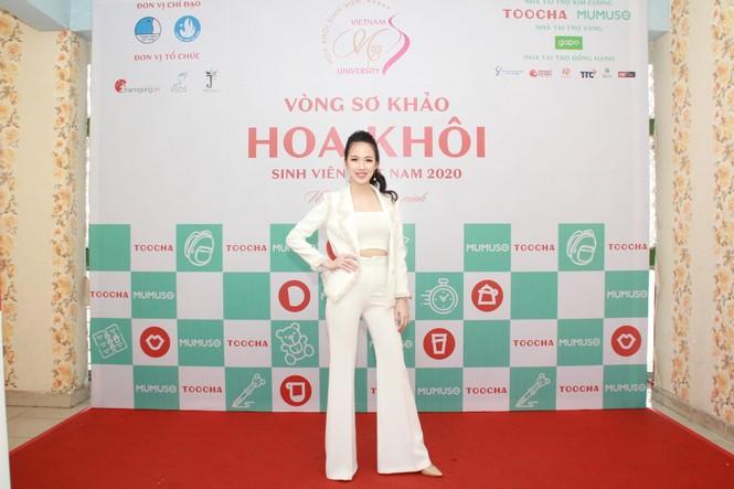 Hoa khôi Sinh viên Việt Nam 2020  - ảnh 19