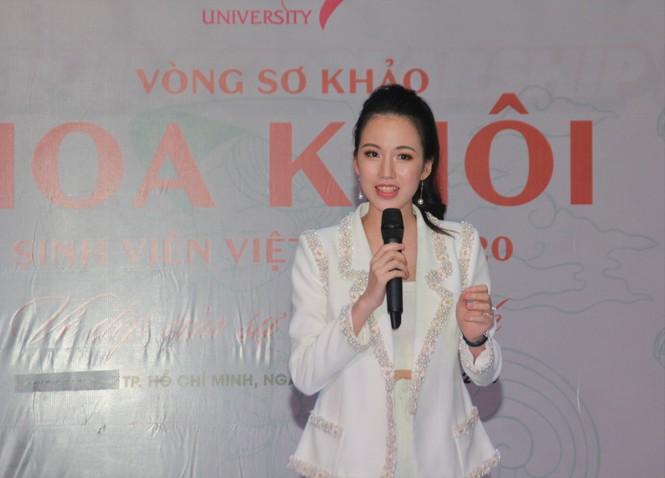 Hoa khôi Sinh viên Việt Nam 2020  - ảnh 18