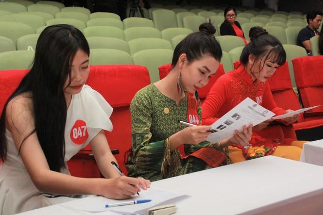 Hoa khôi Sinh viên Việt Nam 2020  - ảnh 14
