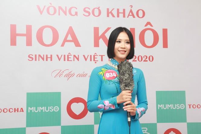 Hoa khôi Sinh viên Việt Nam 2020  - ảnh 16