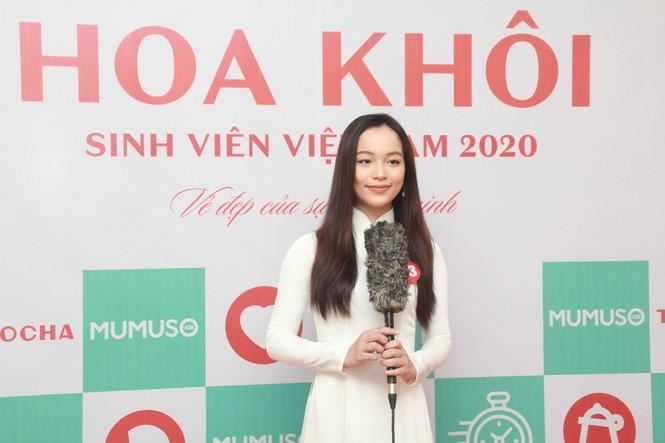 Hoa khôi Sinh viên Việt Nam 2020  - ảnh 17