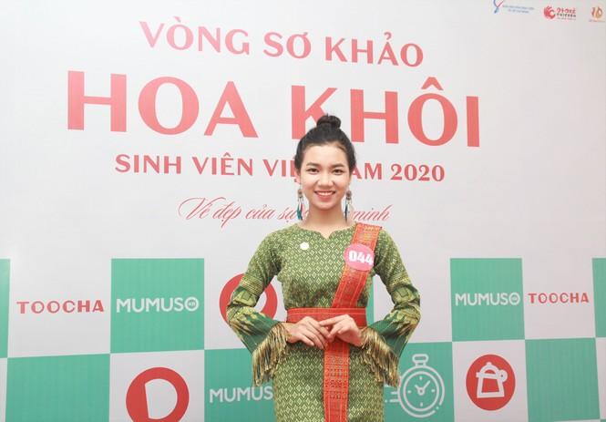 Hoa khôi Sinh viên Việt Nam 2020  - ảnh 13