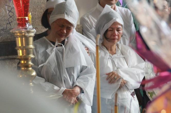 Tiễn đưa nhạc sỹ Nguyễn Văn Tý về nơi an nghỉ  - ảnh 7