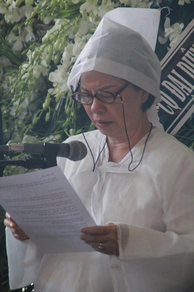 Tiễn đưa nhạc sỹ Nguyễn Văn Tý về nơi an nghỉ  - ảnh 5
