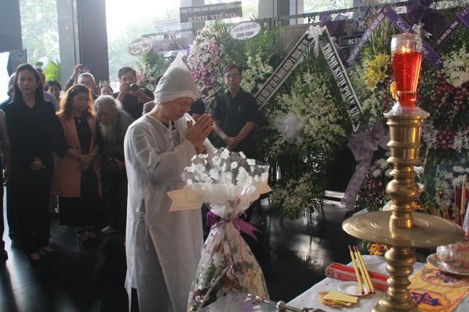 Tiễn đưa nhạc sỹ Nguyễn Văn Tý về nơi an nghỉ  - ảnh 9