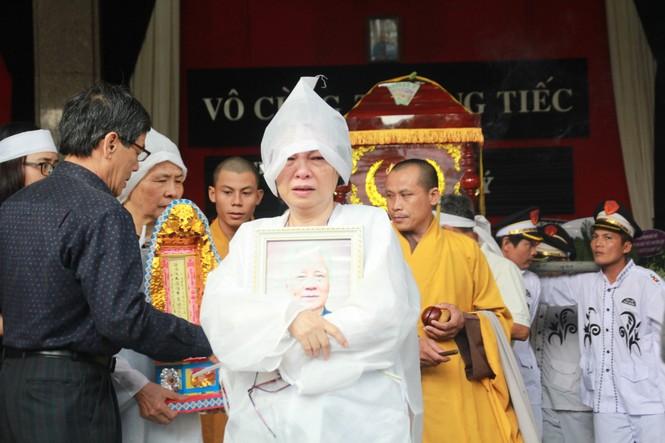 Tiễn đưa nhạc sỹ Nguyễn Văn Tý về nơi an nghỉ  - ảnh 14