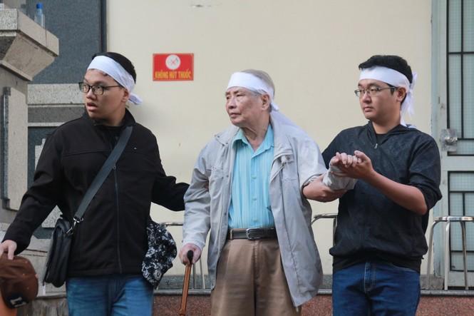 Tiễn đưa nhạc sỹ Nguyễn Văn Tý về nơi an nghỉ  - ảnh 13