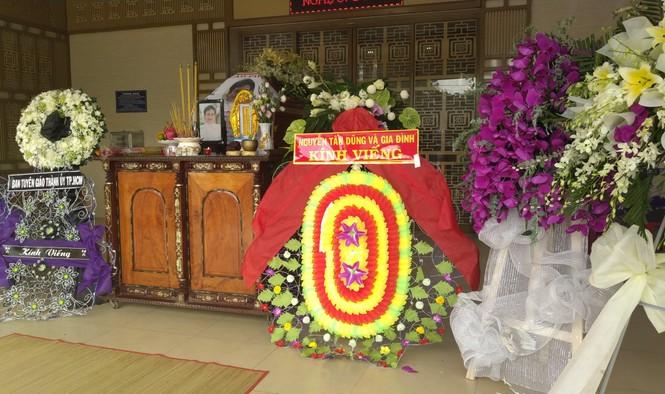 Con trai Chánh Tín đã về đến Việt Nam, kịp tiễn đưa cha đoạn đường cuối - ảnh 1