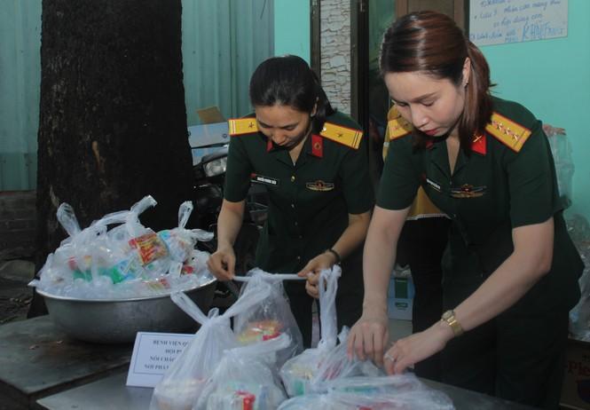 Tuổi trẻ Bệnh viện Quân y 175 tri ân thương bệnh binh - ảnh 6