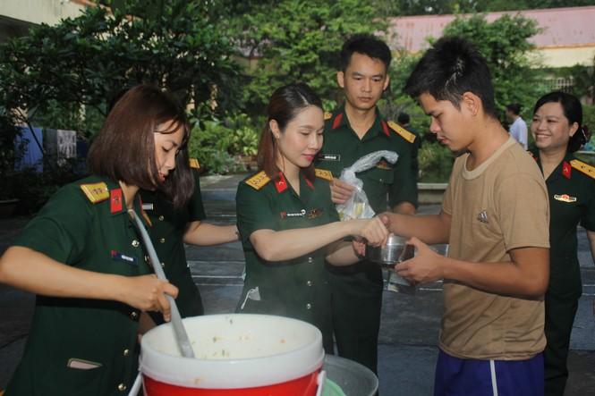 Tuổi trẻ Bệnh viện Quân y 175 tri ân thương bệnh binh - ảnh 4