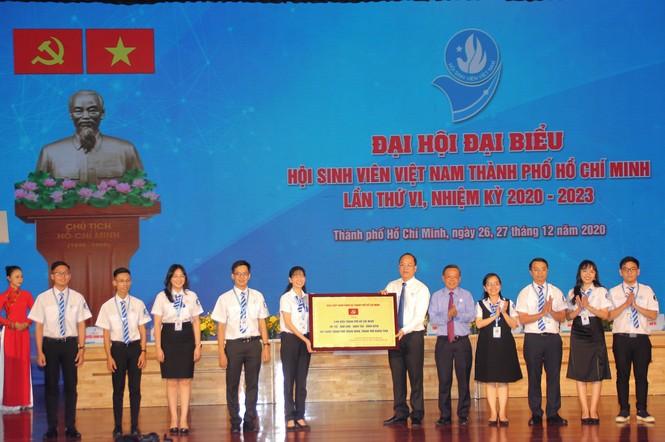 Phong trào 'Sinh viên 5 tốt' của TPHCM tiếp tục phát triển mạnh mẽ  - ảnh 9