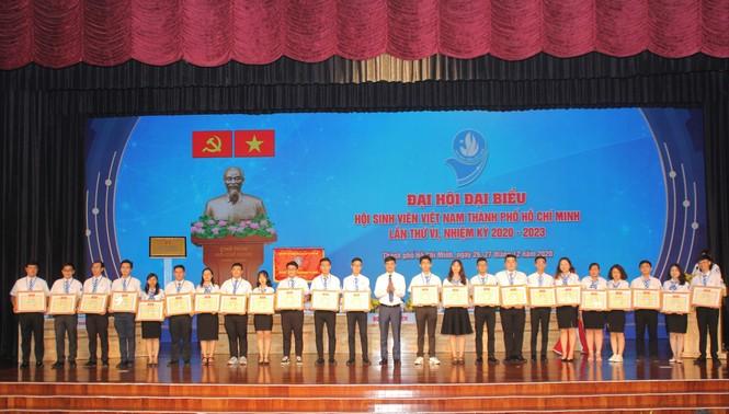 Phong trào 'Sinh viên 5 tốt' của TPHCM tiếp tục phát triển mạnh mẽ  - ảnh 5