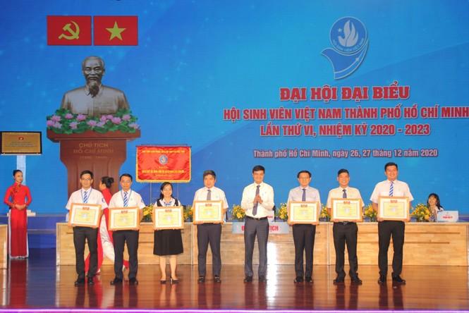 Phong trào 'Sinh viên 5 tốt' của TPHCM tiếp tục phát triển mạnh mẽ  - ảnh 6