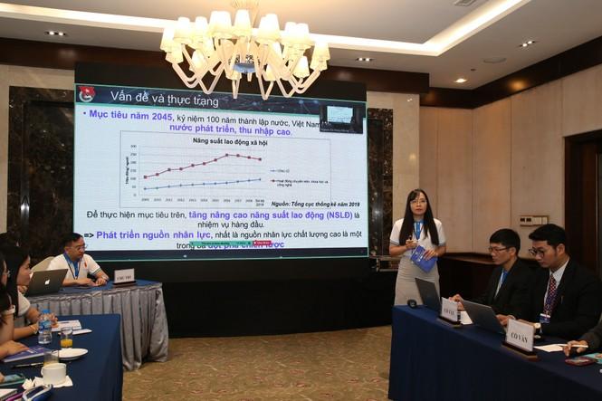 Diễn đàn Tri thức trẻ Việt Nam toàn cầu lần thứ III, năm 2020 do TƯ Đoàn TNCS HCM  - ảnh 1