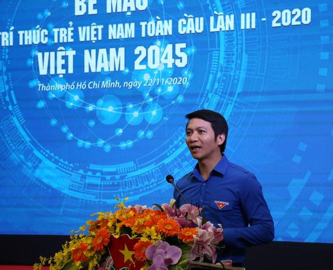Diễn đàn Tri thức trẻ Việt Nam toàn cầu lần thứ III, năm 2020 do TƯ Đoàn TNCS HCM  - ảnh 2