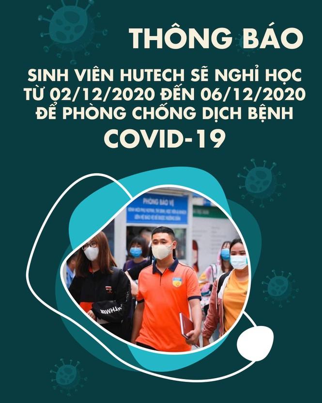 TPHCM: Khoảng 50.000 sinh viên nghỉ học vì có trường hợp tiếp xúc ca bệnh 1347 - ảnh 1