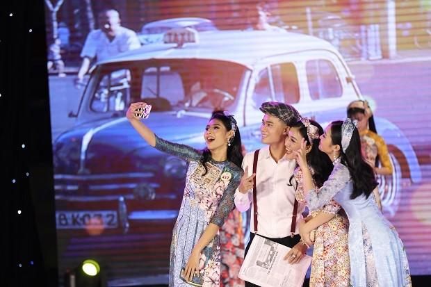 Mai Hiếu Ngân đăng quang Hoa khôi Miss HUTECH 2021 - ảnh 6