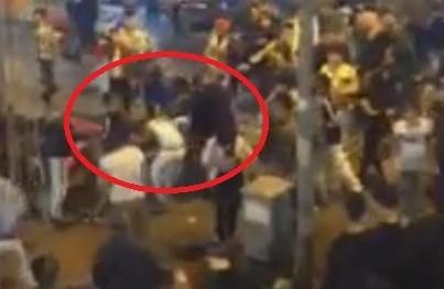 Hà Nội: Truy tìm 2 nhóm thanh niên ẩu đả trên phố đi bộ - ảnh 1