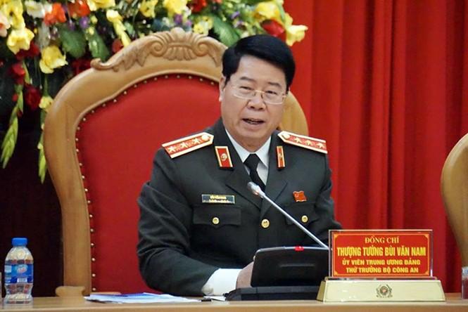Bộ Công an lên tiếng vụ Trưởng Công an TP Thanh Hóa bị điều tra - ảnh 1
