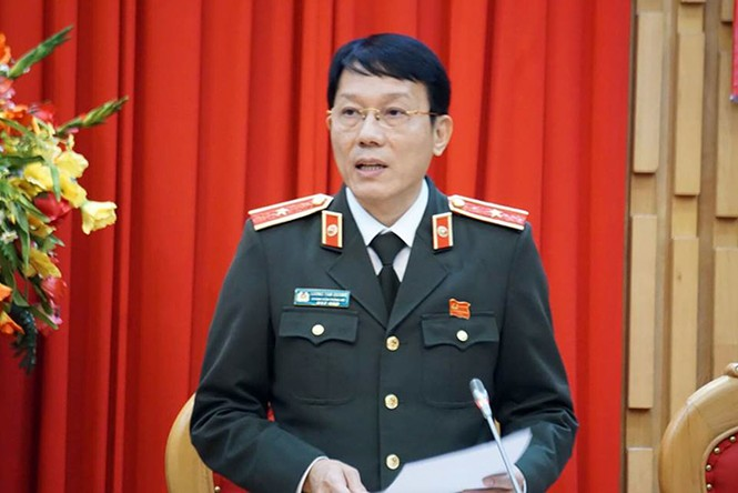 Bộ Công an lên tiếng vụ Trưởng Công an TP Thanh Hóa bị điều tra - ảnh 2