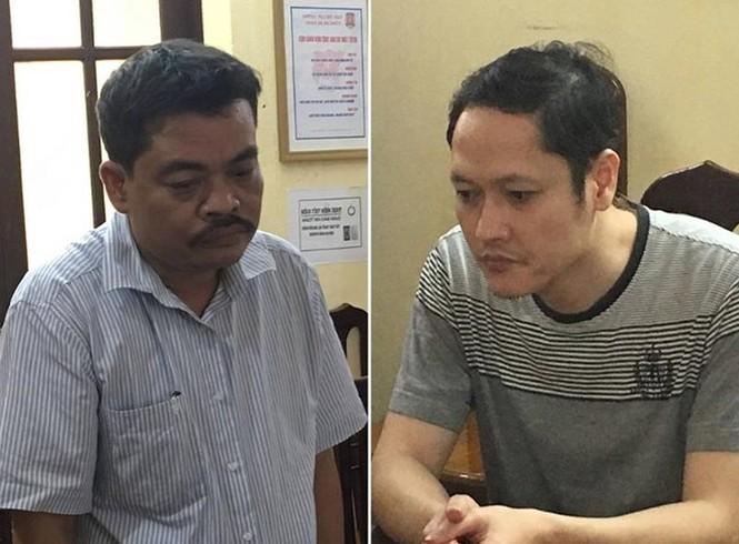 Cận cảnh nơi cất giữ tài liệu vụ gian lận điểm thi tại Hà Giang  - ảnh 2